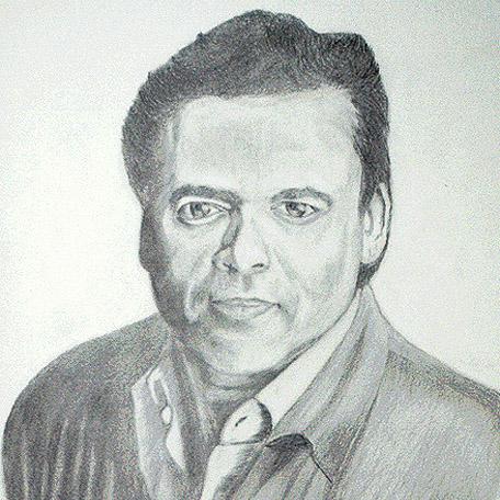 surinder singh portrait artist in delhi