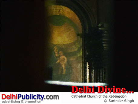 Delhi Divine ... Cathedral Church of The Redemption